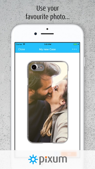 Pixum Phone Case screenshot one