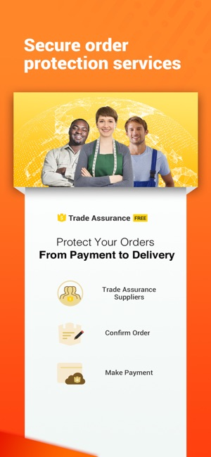 Alibaba b2b trade app on the app store stopboris Images