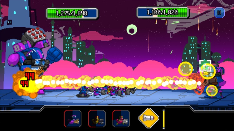 Fusion Heroes screenshot-3