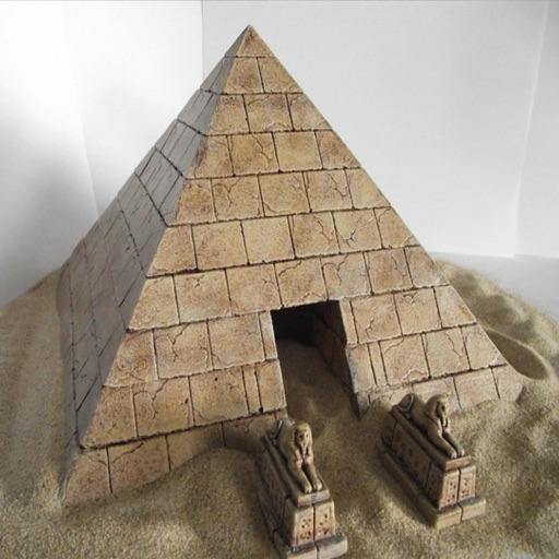 Mystery Egypt Pyramid