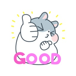Hamstery Animated Stickers
