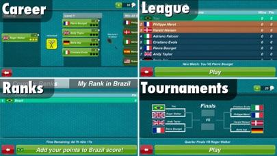 Badminton 3D Champion screenshot two
