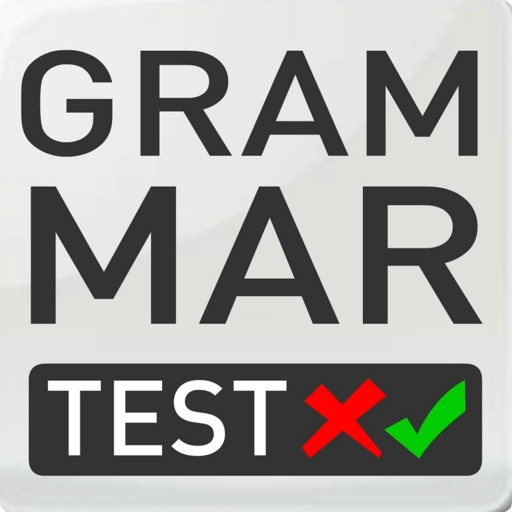 Download My English Grammar Test! free for iPhone, iPod and iPad