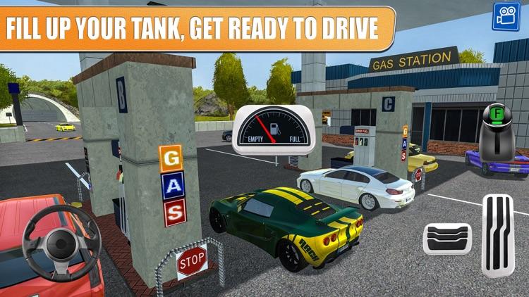 Gas Station 2: Highway Service screenshot-0