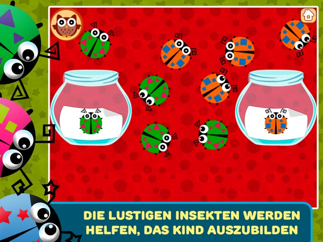 BabyUp: Insekten Screenshot