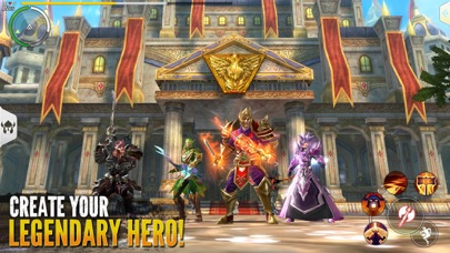 Screenshot from Order & Chaos 2-Fantasy MMORPG