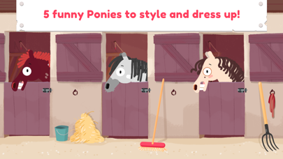 Pony Style Box - Dress up your horses Screenshot 1