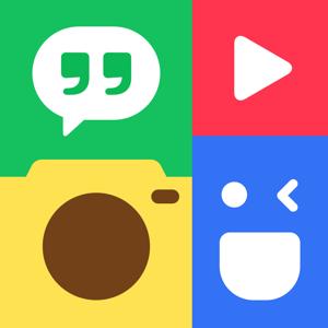 PhotoGrid - Pic & Video Editor Photo & Video app
