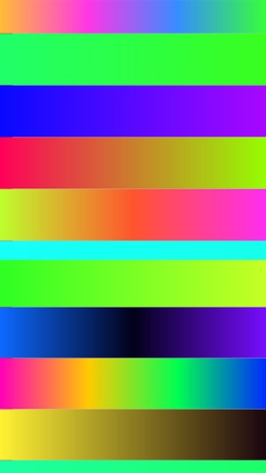 Docky - Color Gradient Bars for wallpapers Screenshot