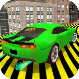 Extreme Pro Stunts Car 3D
