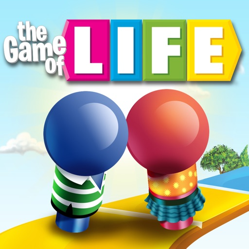 The Game of Life app logo