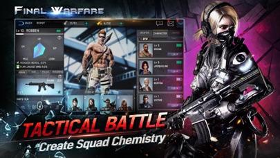Screenshot of Final Warfare - Real Time FPS App