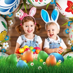 Easter Photo Frames Editor