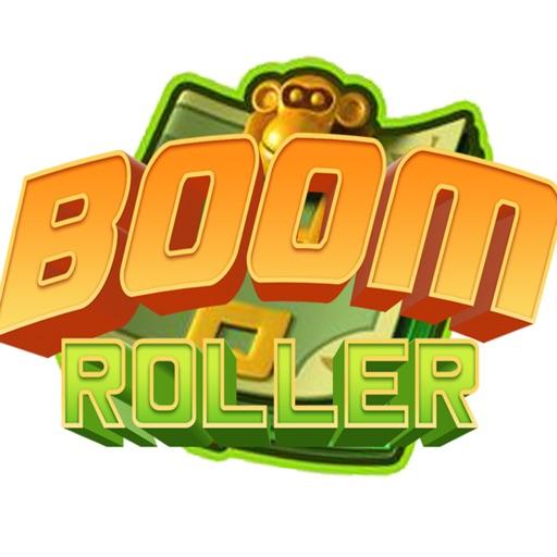 Boom roller