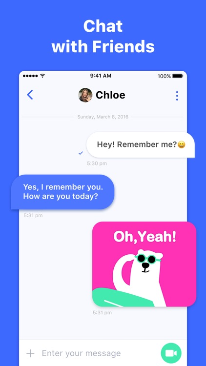 Surf - Video Chat screenshot-3