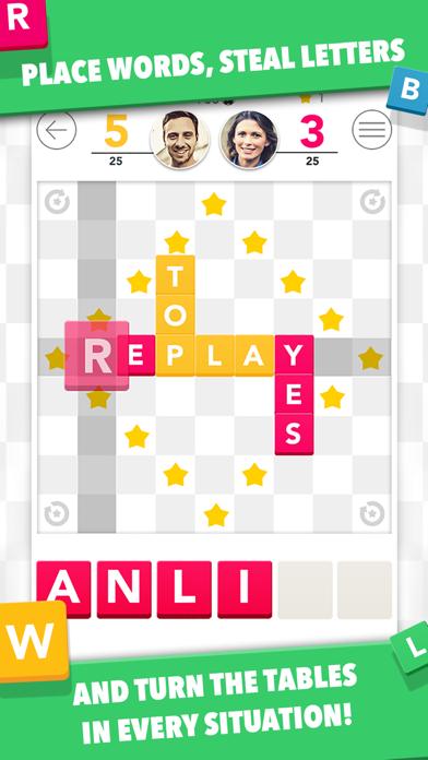 Wordox - Multiplayer word game Скриншоты3