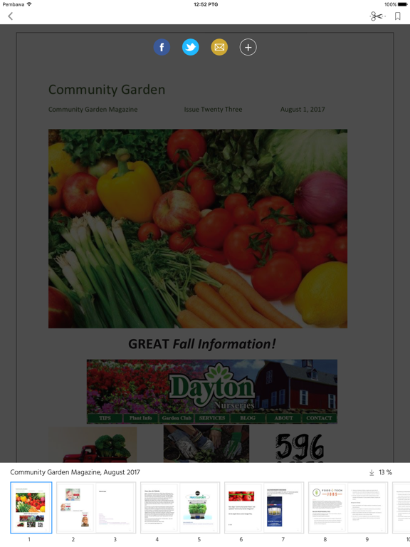 Community Garden Magazine screenshot 7