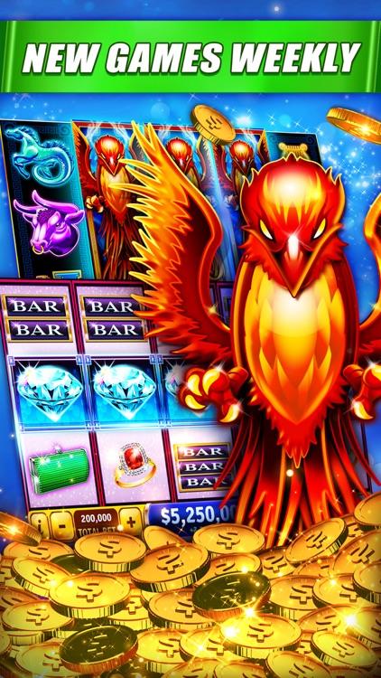 Slots Casino - House of Fun screenshot-3