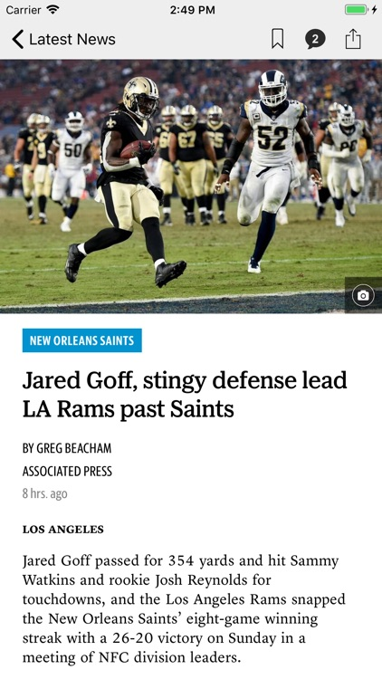 Biloxi Sun Herald News screenshot-1