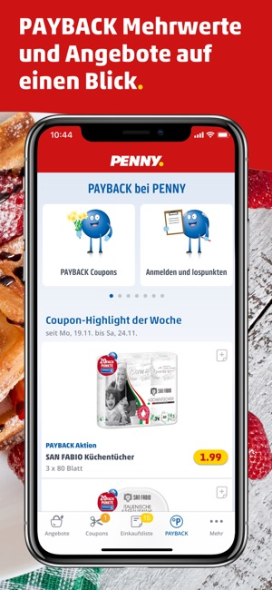 Penny Coupons Angebote Im App Store