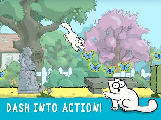 Simon's Cat Dash Скриншоты5