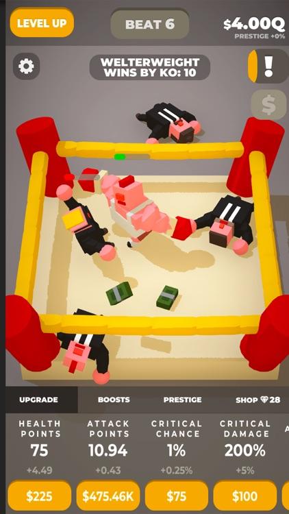 Idle Boxing screenshot-4