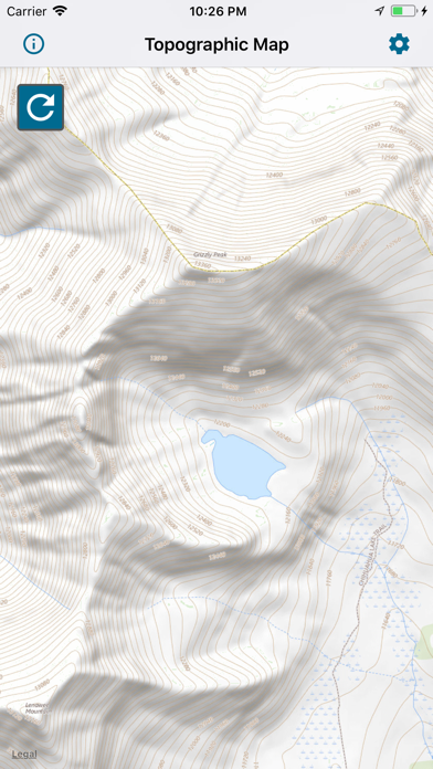 Topographic Maps & Trails screenshot 4