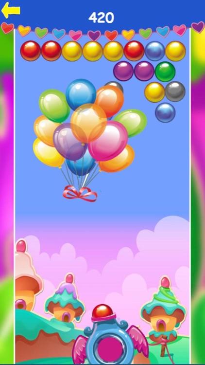 Birthday Bubble Shooter