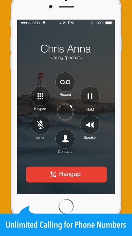 Mo+ - Calling & Texting App screenshot-1