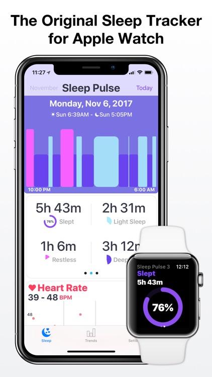 Sleep Pulse 3 Motion screenshot-0