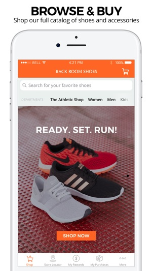 1010e8d88dcb6c Rack Room Shoes - Mobile App on the App Store