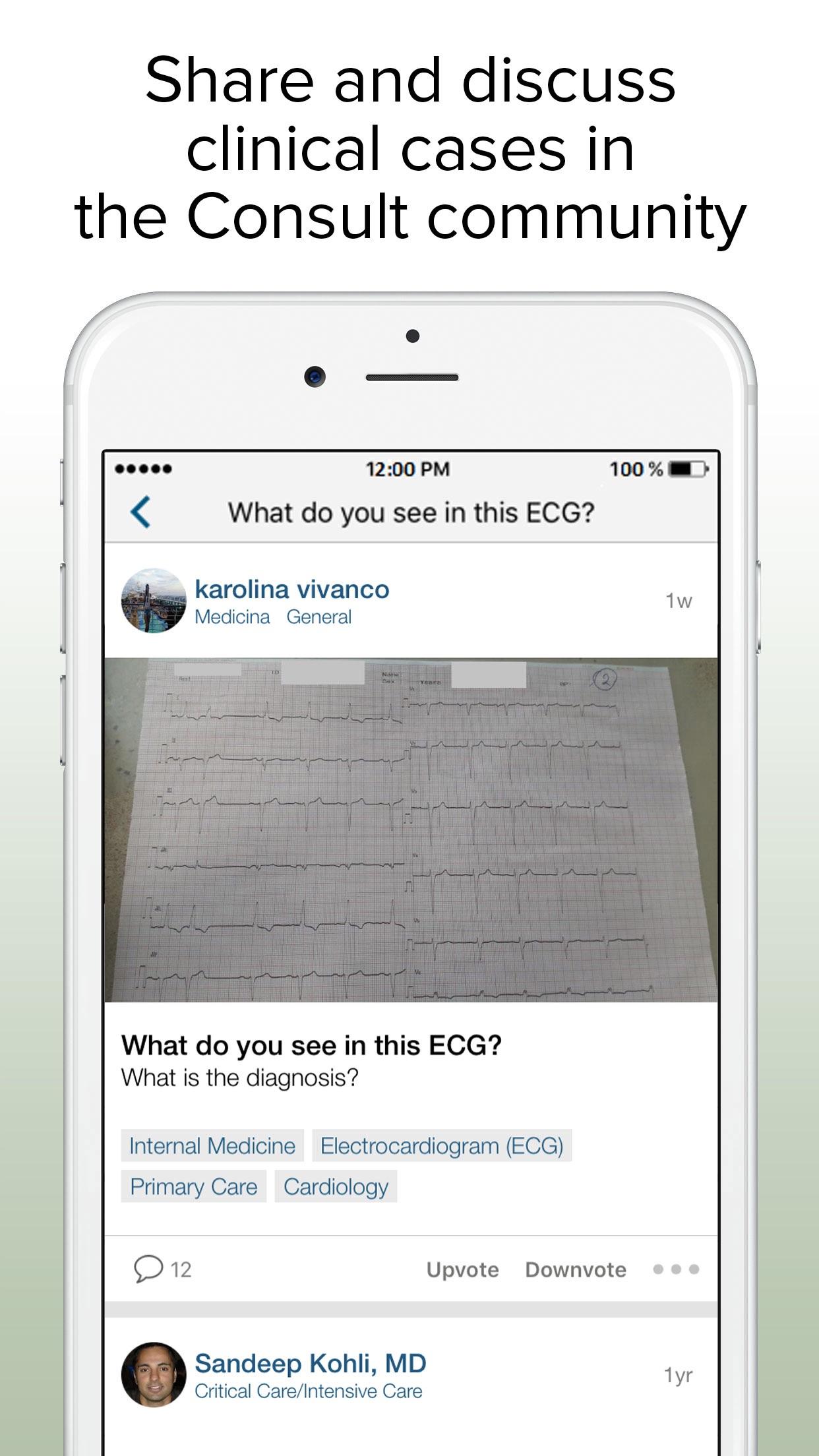 Medscape Screenshot