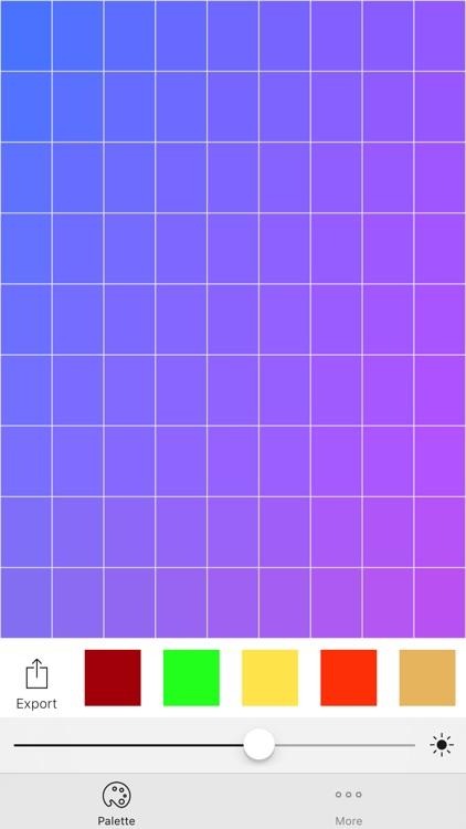 Color Palette & Wallpaper screenshot-4