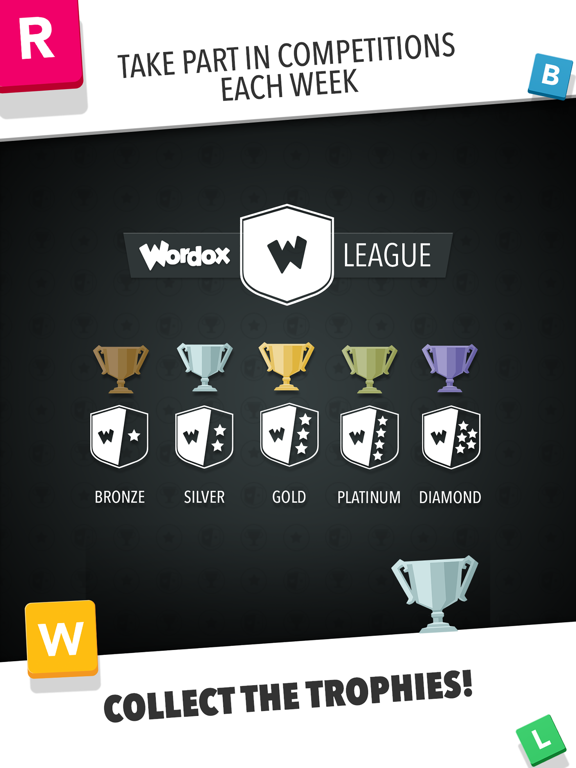 Wordox - Multiplayer word game Скриншоты10