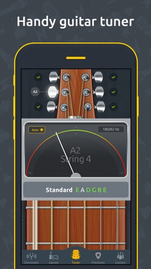 Guitar Tuner Ukulele Bass On The App Store
