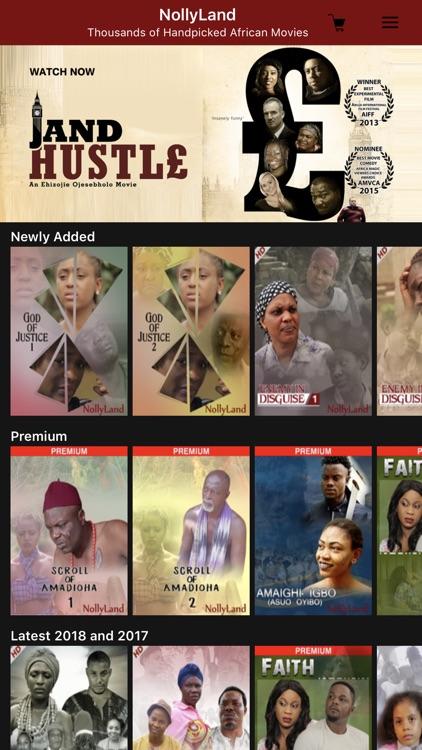 NollyLand - Nigerian Movies