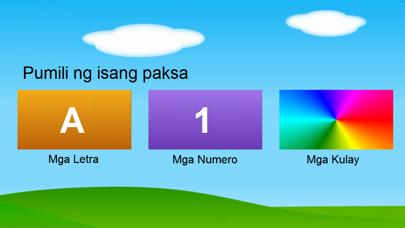 Mga Letra at Numerong Tagalog på PC