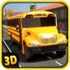 School Bus Simulator 3D – Drive crazy in city & Take Parking duty challenges for kids fun