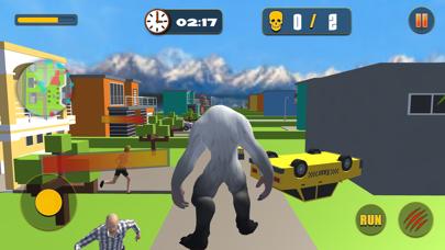 BigFoot Monster City Rampage screenshot two