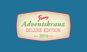 Funny Adventskranz - Funny Advent Wreath