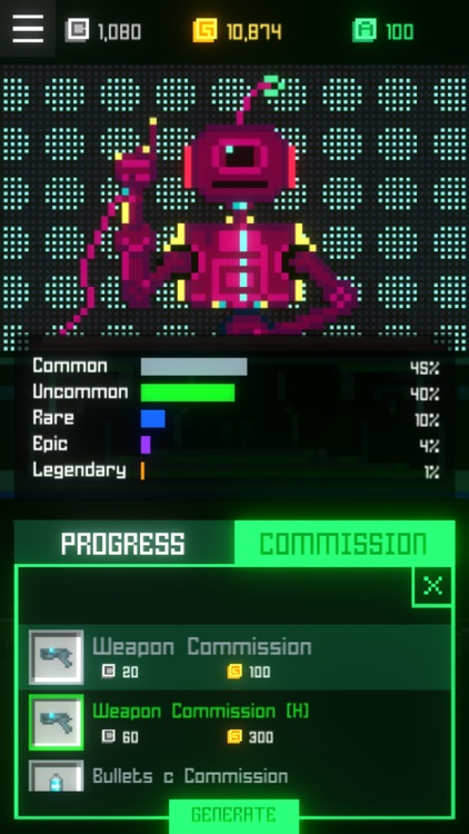 Capsule Gear A : CGA screenshot-4