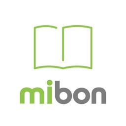 電子書籍アプリ mibon(ミボン)