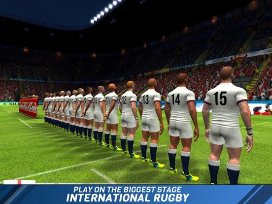 Rugby Nations 18 для iPad