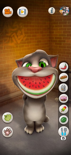 Talking Tom Cat On The App Store