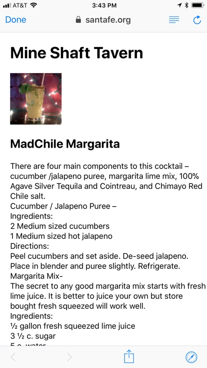 Margarita Trail Passport screenshot-3