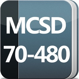 MCSD Certification 70-480 Exam