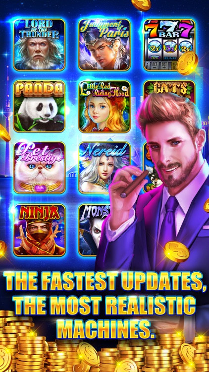 Slots Casino™ - Las Vegas Fortune King screenshot-3