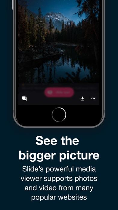 Slide for Reddit screenshot three