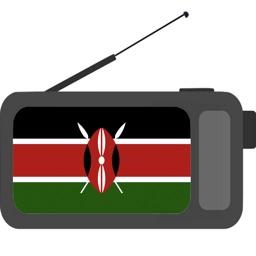 Kenya Radio Station: Online FM