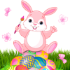 Easter Frames - Cute Stickers